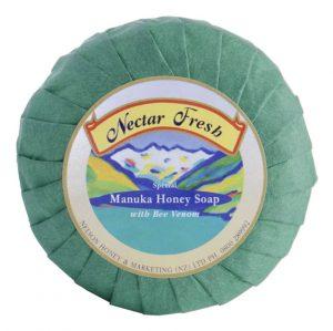 Natural Soap with Manuka Honey and Bee Venom (d)