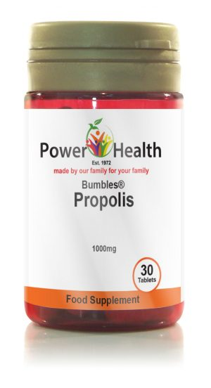 Power Health Propolis Tablets 1000mg - 30 tablets
