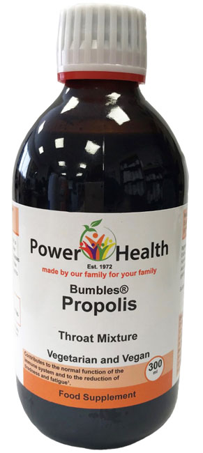 Power Health Propolis Throat Mixture - 300ml