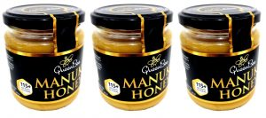 QueenBee Manuka Honey MG115 340g - TRIPLE PACK