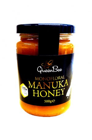 Queen Bee Manuka Honey MG170 - 500g