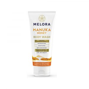 Melora Manuka Honey Body Wash 200ml