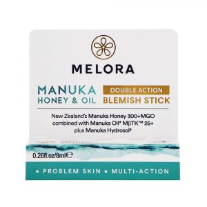 Melora Manuka Honey & Oil Blemish Stick 8ml