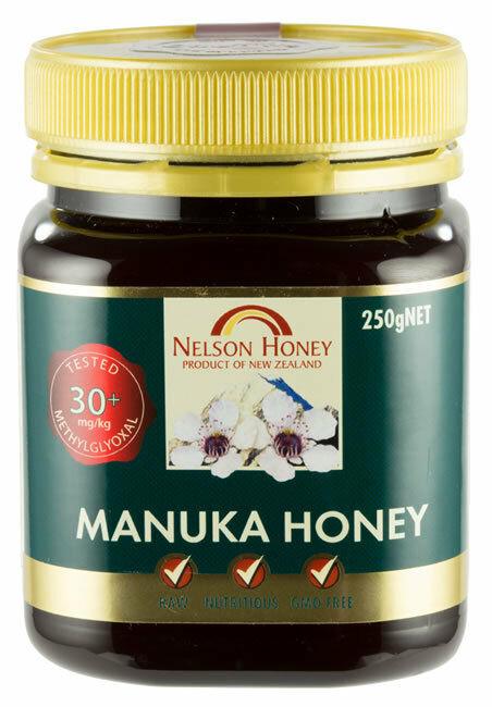Nelson Manuka Honey - MG 30+ 250g