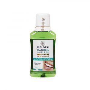 Melora Manuka Honey & Oil Mouthwash 265ml