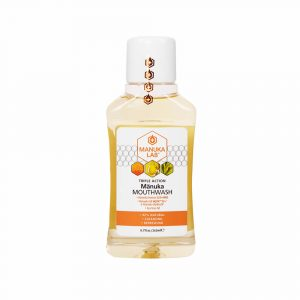 Manuka Lab Manuka Honey Mouthwash 265ml