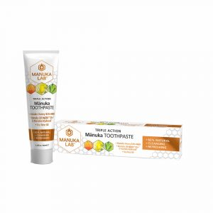 Manuka Lab Manuka Honey Toothpaste 100ml